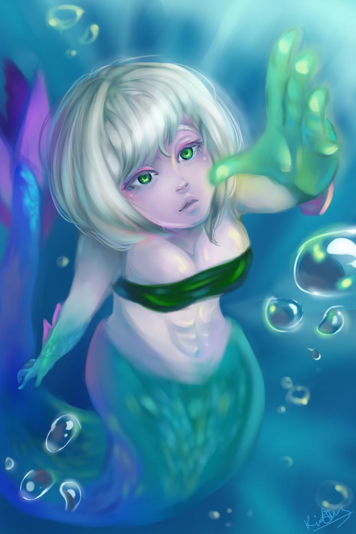 Undersea by Magenta-X