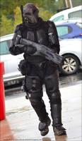 The Black Armor