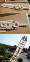 Kopaka Ice Sword (3Dprint)