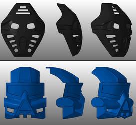 3D work : Kaukau and Pakari by vahki6