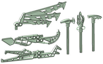 Bionicle Tools (Download)