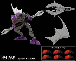 #21 Olrahk - Rahkshi of Power Scream