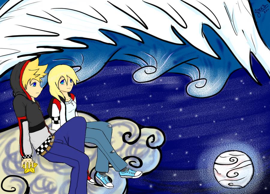Sky Dream by SakkeMiine