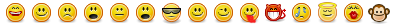 Big Tango Linux Smilies by Shaythong