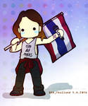 30 Seconds to Mars live in Bangkok, Thailand 2014 by koy-kartoon