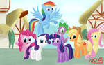 MLP FiM Group Picture