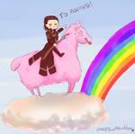 To Asgard!