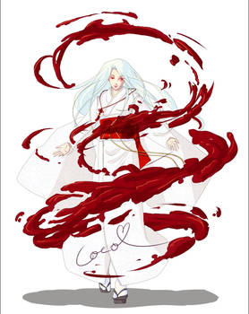 Yuki Shiro commission