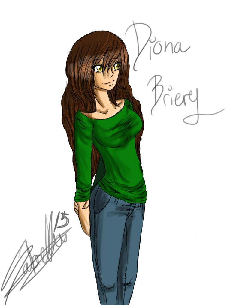Diona Briery by sabrella