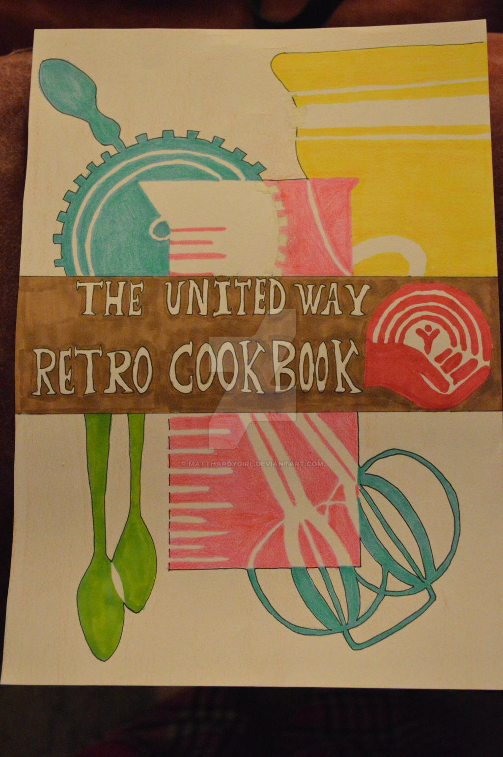 Design A Cookbook Cover For Free : Cookbook cover design by matthardygirl on deviantart