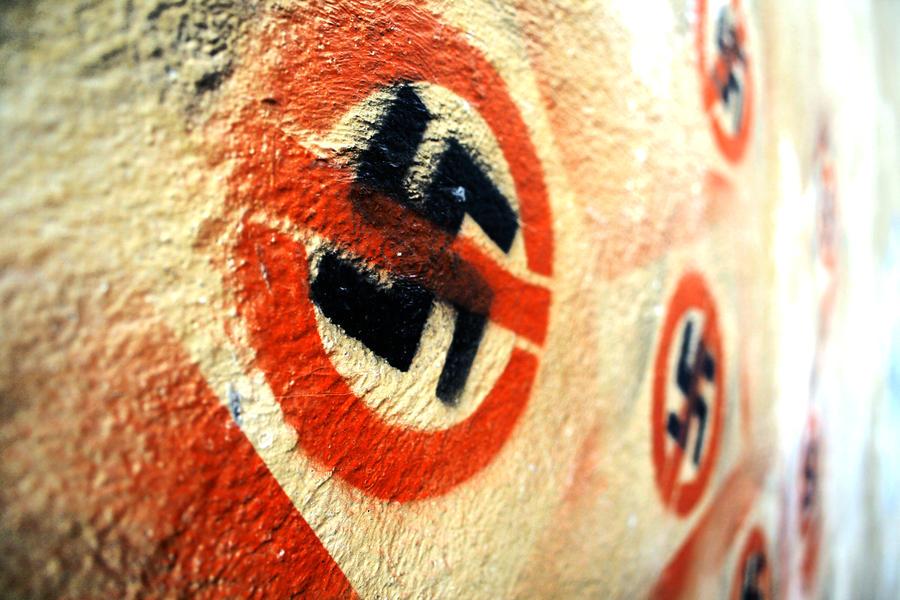 stop nazi by SchneiderArt