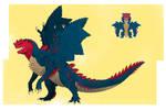 Elder Dragon Drudigon