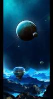 Blue dream by Skylooks
