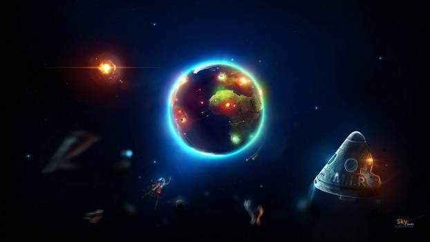 Earth - The War