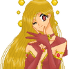 Cute Sekhmet pixel by otakupolaris