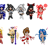 Sprite Collection by otakupolaris
