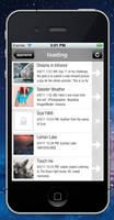 iDeviant app ... new version - art list by rafiki270
