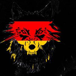 Das German Wolf by drunkenmeerkat