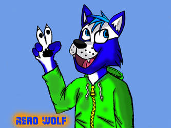 Furry Character by drunkenmeerkat