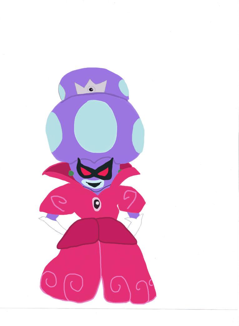 Princess Shroob by Magicishaan