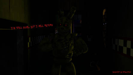 [SFM] Five Nights at Freddy's 3 Springtrap
