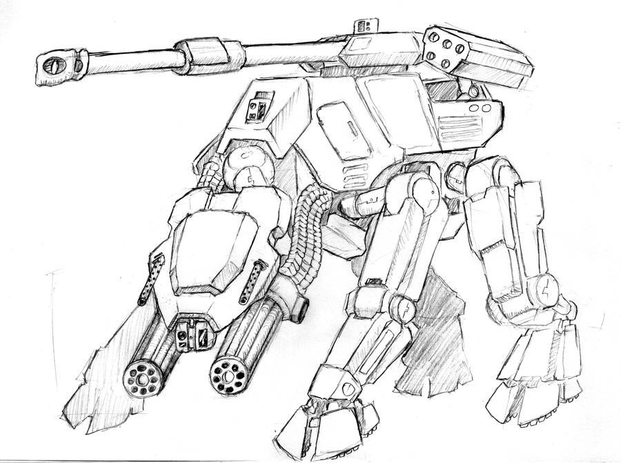 M1-85 Schwarzkopf by J-W-White