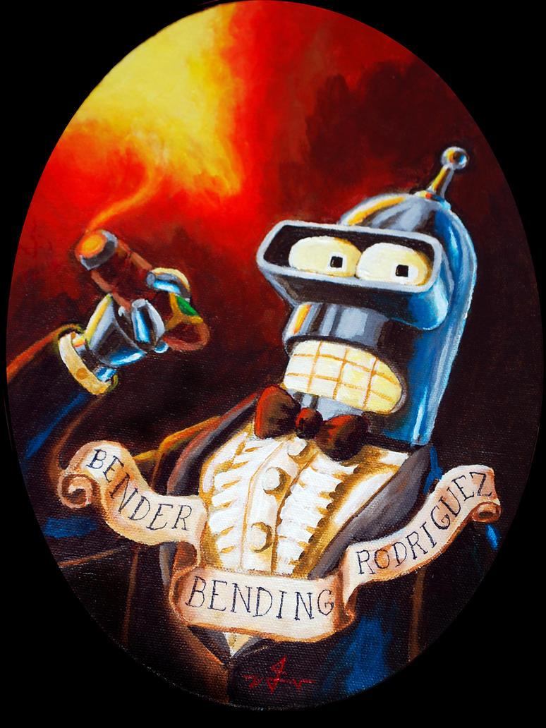 Bendington by J-W-White