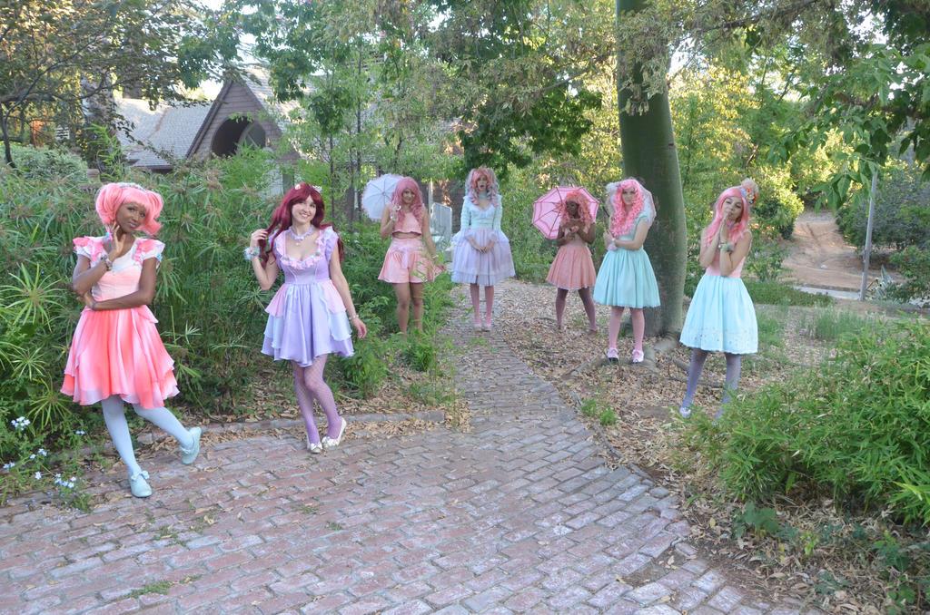 Lolita Fashion 2015 by saxartist05