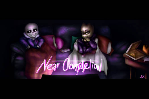 Near Completion. (Undertale)