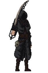 Dark souls pixel art? by Maxcreed122