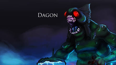 Father Dagon by Maxcreed122