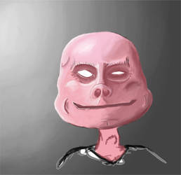 Pigman Face 'first try'
