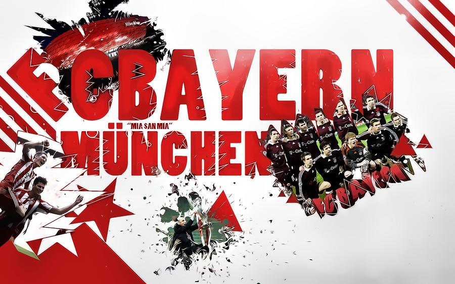 Fc Bayern Munich Wallpaper High Resolution: FC Bayern Munich By Dmm10 On DeviantArt