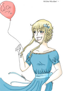 Balloon -  Nine for Wa-chan