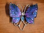 Butterfly brooch 2