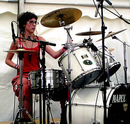 Me aNd mY dRums...