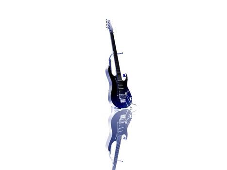 The Guitar Of Good - bentomlin