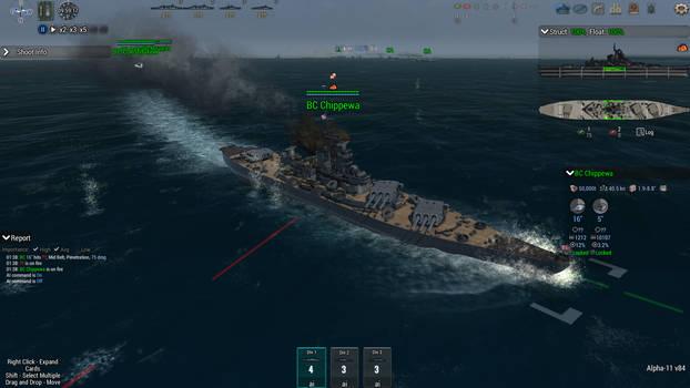 Battle of Savo Island Alt History