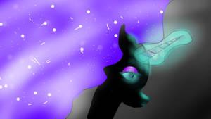 Nightmare Moon by AliCatCookie