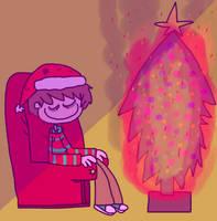 merry chrisbitch by RAIINY-SKYE