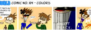 TWComic No. 104 - Colors