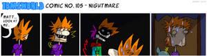 TWComic No. 105 - Nightmare