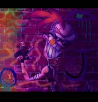 Stereotypical Thug by RAIINY-SKYE