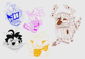 TDH Doodles