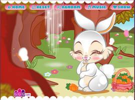 White Bunny by I230