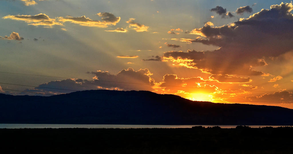 Sunset 2 by SaitouuRyuuji