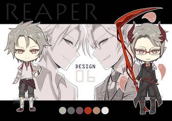Adopt 06: Reaper (Closed) by fenaru