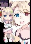 Adopt 14: Little Girl (PRICE REDUCED - OPEN) by fenaru