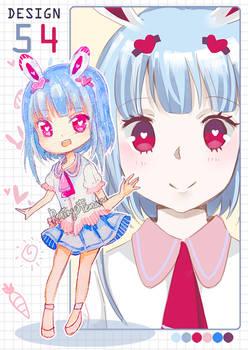 ADOPT 54: Merry Bunny 2 (OPEN) by fenaru