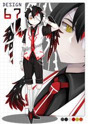 ADOPT 67: Dark Angel (CLOSED) by fenaru